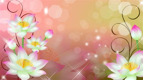 wallpaper flowers photos abstract background image wallpapersafari