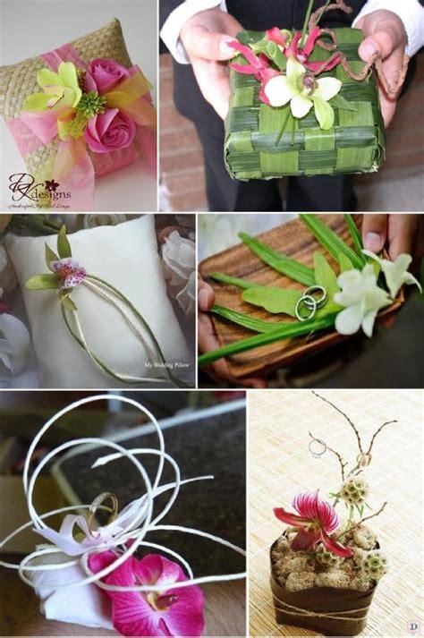 theme zen rose idee deco mariage pour bague or rose unique mariage theme