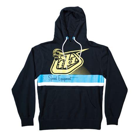 design motocross hoodie troy lee designs mens tld flash logo moto mx downhill dh