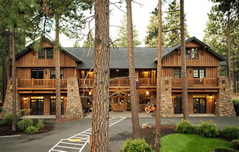 The Lode fivepine lodge oregon getaway resort
