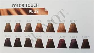 color touch wella wella professionals color touch plus semi permanent hair