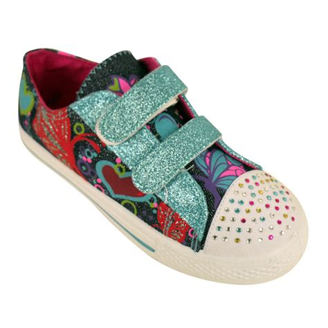 glitter shoes size 13 trainers shoes for infants bling glitter