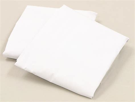 Crib Size Sheets by L A Baby Fitted Sheet For Size Daycare Cribs White