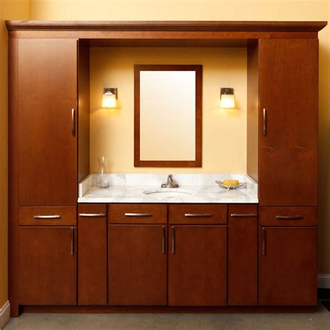 aristokraft bathroom cabinets aristokraft showroom display traditional bathroom