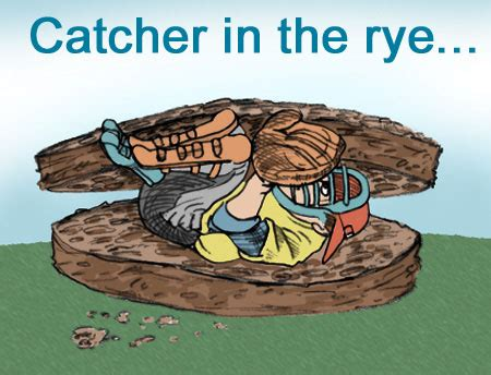 catcher in the rye theme project catcher in the rye creative project
