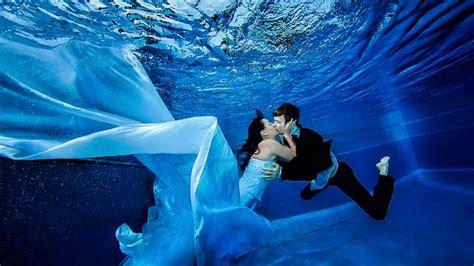 Wedding Underwater by Underwater Wedding Photography On Vimeo