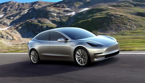 Tesla Opportunities Tesla Reveals Its 35 000 Car For The Masses 105 9 Fm