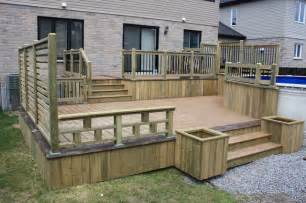 Building Patio Deck by Ideas Amp How To Build Your Deck Contemporary Patio