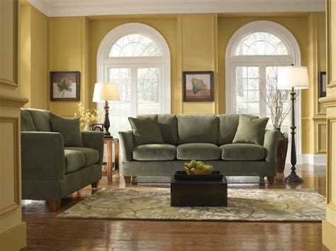 living room color schemes olive green couch zion modern