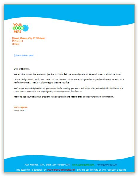 Business Letter Template For Word 2010 Best Photos Of Word Business Letter Sle Business Letter Format Template Word Sle Cover
