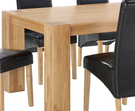 Oak Express Dining Chairs Ivar Oak Dining Table And Chairs 7 Day Express Uk Delivery