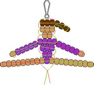 bead patterns for seed or pony beads pictures to pin on