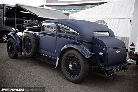 classic bentley bentley speed six blue train a3 on sunday page 1