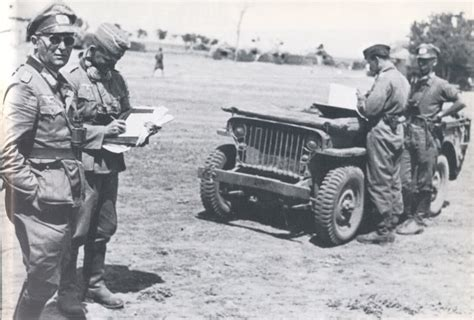 German Jeep German S With A Slat Grille Ewillys