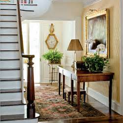 how to decorate your foyer southern living foyers and