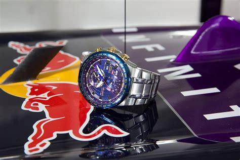 G Shock Redbull Infiniti Series efr 550rb 2aer edifice infiniti bull racing limited