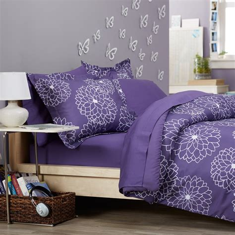 purple bed purple bedding calling all purple lovers webnuggetz com