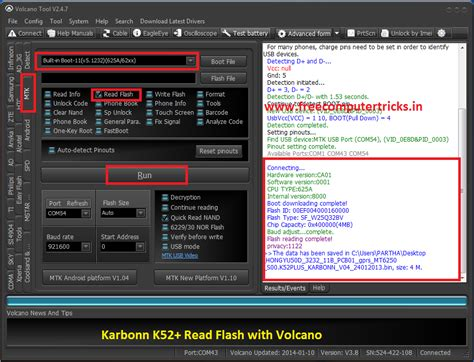 how to pattern unlock yxtel g006 understand setting pinouts from volcano box for different