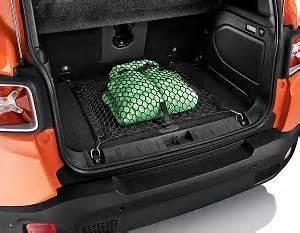 jeep renegade rear cargo net set 2 kit
