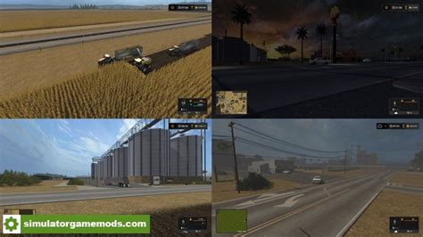 california map fs17 fs17 california central valley map v1 beta simulator