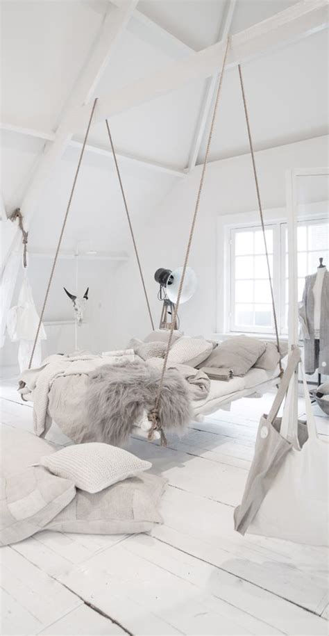 hanging swings for bedrooms 25 best ideas about hanging beds on pinterest