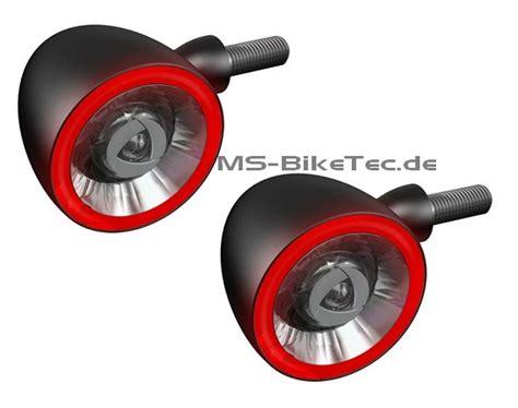 Motorrad Blinker Position by Led Blinker Quot Bullet 1000 Df Quot Kellermann Mit Integriertem