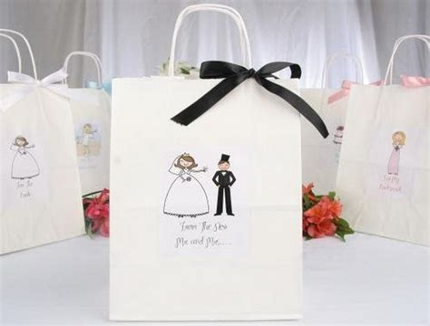 Gift Bags Wedding by Gift Bags Out Town Guests Find The News Wedding