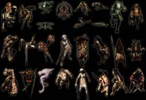 image the monsters silent hill jpg villains wiki