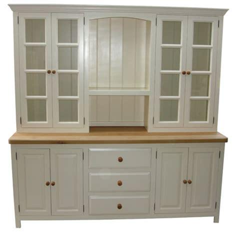 Dresser Units by Freestanding Kitchen Dressers Larder Units Oak Kitchen