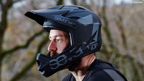 Helm Fullface 7idp m1 helmet review bikeradar