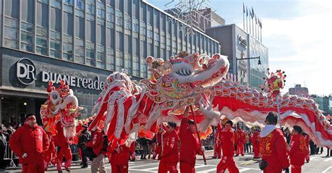 new year parade nyc 2015 flushing flushing s new year parade photos flushing