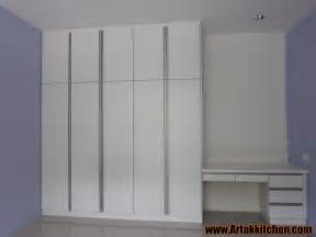 built in study table design photograph swing door wardrobe