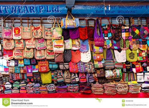 Handcraft Shop - the shop sell traditional nepalese handicrafts goods for
