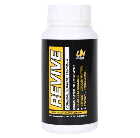 Revive Detox Pills by Stress Relief Revive Oz Weight Loss
