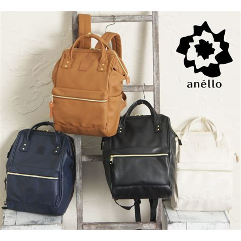 Tas Ransel Backpack Moustache Bag Murah tas ransel anello handle backpack cus rucksack l size