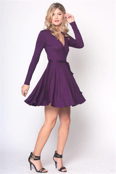 Dress Trunning yumi running in circles dress in purple lyst