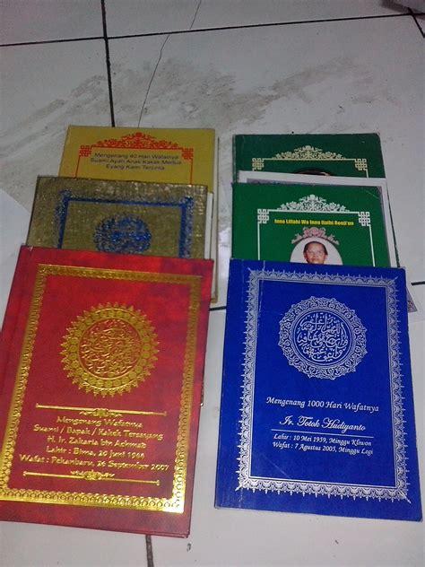 format cetak buku yasin cetak buku yasin di ngawi pusat cetak sablon merchandise