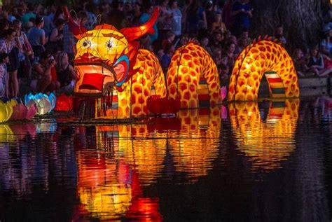 new year lantern festival christchurch thousands attend christchurch lantern festival stuff co nz