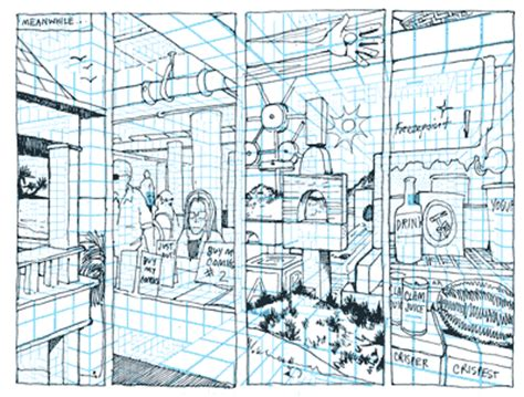 Ebook Perspective For Comic Book Artist By David Chelsea stumptown preview 1 perspective grids news