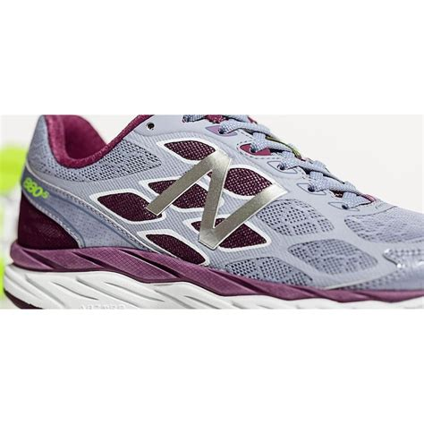 new balance womens running shoes new balance w880v5 womens b running shoes purple
