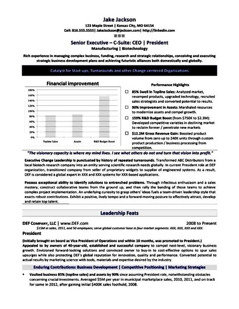 Travel Executive Sle Resume by Executive Style Resumes Free Sles Exles Format Resume Curruculum Vitae Free