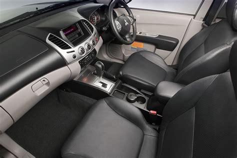 mitsubishi triton 2012 interior mitsubishi triton ute review