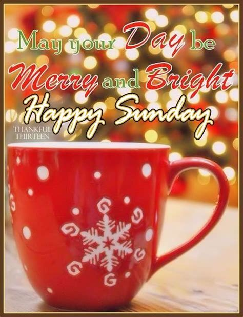 sunday  merry  bright pictures   images  facebook tumblr pinterest