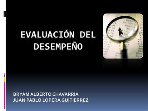 florida evaluacin del desempeo evaluaci 243 n del desempe 241 o