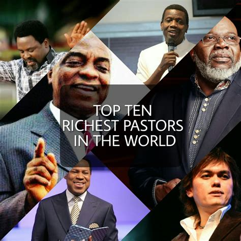 10 richest pastors in the world net worth 2017 doovi nigerians tops forbes list of richest pastors in the world