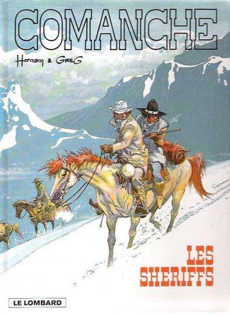 Comanche 8 Les Sh 233 Riffs Bdphile
