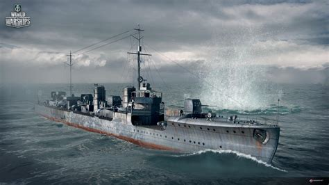 destroyers world of warships review of navy destroyer