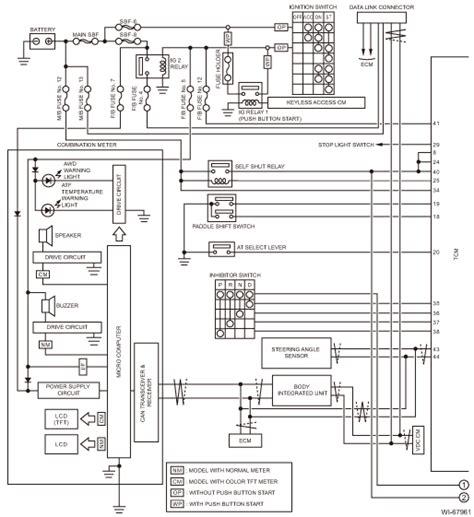 subaru cvt diagram subaru crosstrek service manual cvt system