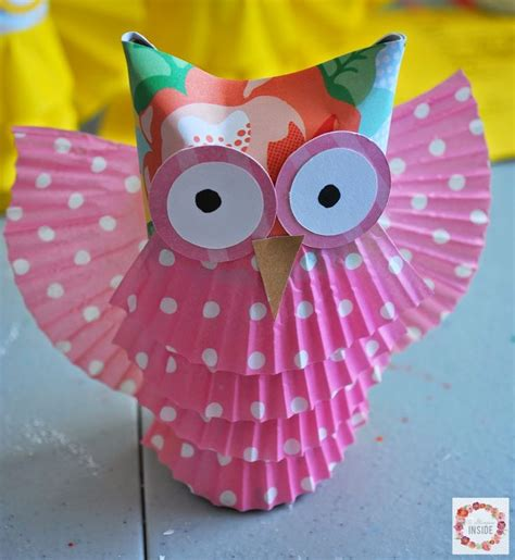 Paper Owls Crafts - 1000 images about crafts on watercolors