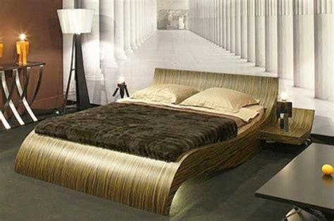 30 unique bed designs and creative bedroom decorating